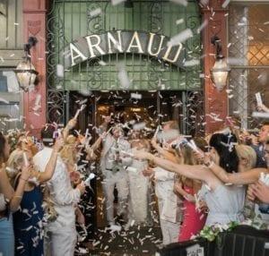 Arnaud's Wedding Event New Orleans