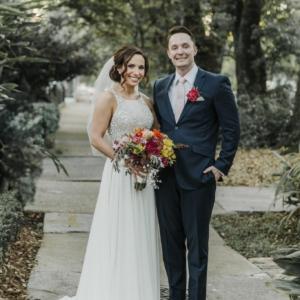 new orleans spring wedding floral arrangements kim starr wise wedding day nola