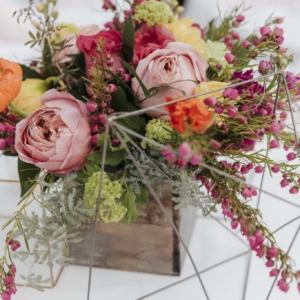 new orleans spring wedding floral arrangements kim starr wise table floral centerpieces