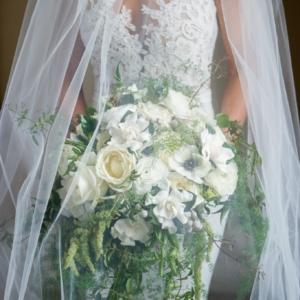 new orleans wedding floral arrangements kim starr wise latrobes cascading bridal bouquet