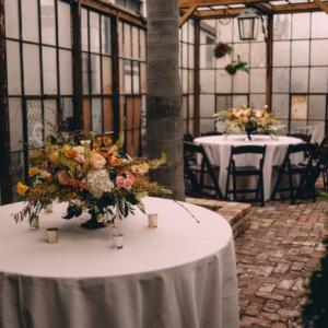 new orleans spring wedding arrangement by kim starr wise
