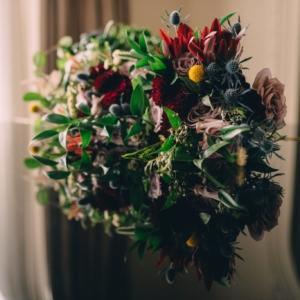 new orleans wedding floral arrangements kim starr wise bridesmaid bouquets