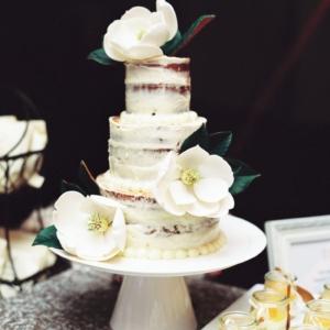wedding cake decor by kim starr wise