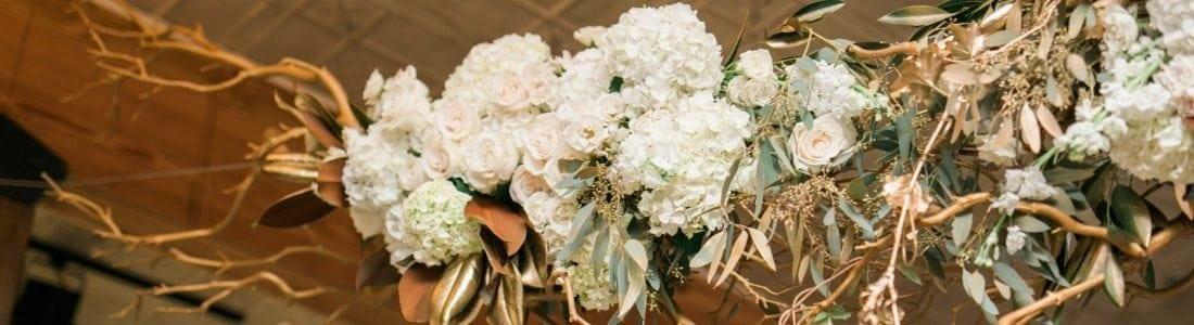 Wedding Floral Design Centerpiece