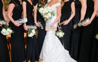 new orleans wedding floral arrangements kim starr wise bridesmaid bouquet garden roses olive foliage