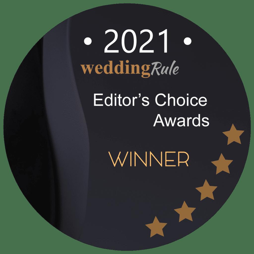 Wedding Rule Editor's Choice Award